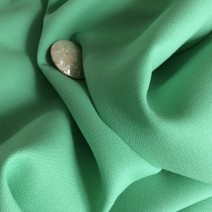 Tissu vert menthe