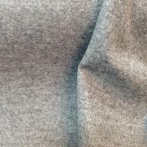 Tissu pour canapé drap de laine cuir gris