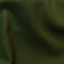 Tissu flanelle de laine peignée kaki