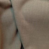 Tissu de laine voilage beige
