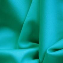 Tissu flanelle de laine peignée Turquoise