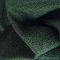 Tissu flanelle de laine vert, jupe, pantalon