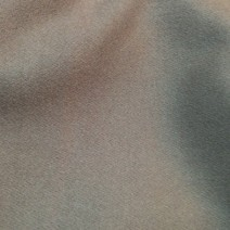 Drap de laine taupe à poils couchés