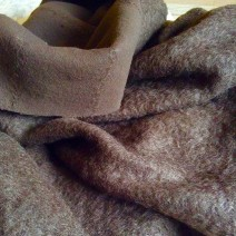 Tissu mohair pour cape