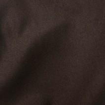 Tissu flanelle de laine marron foncé - Vente de tissus