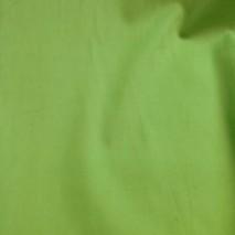 Tissu coton Batiste vert anis - PROMO DU 19/07 AU 26/07