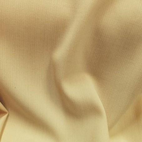 tissu jaune pale