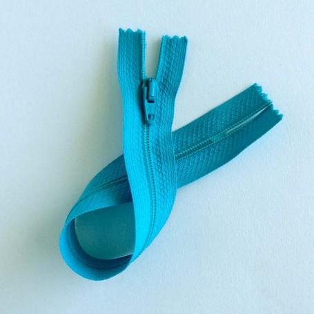 Fermeture à glissière Turquoise
