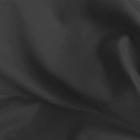 tissu noir flanelle de laine