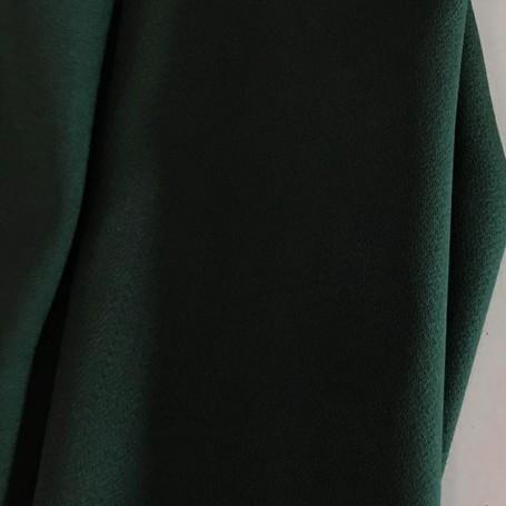 tissu ameublement en crepe de laine envers satin