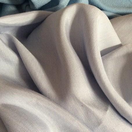 Tissu brillant bleu