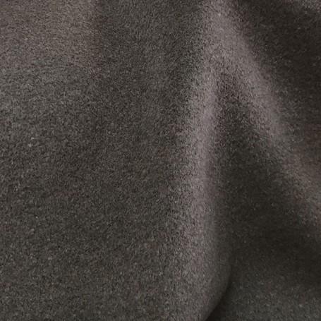 Tissu cachemire tissu marron