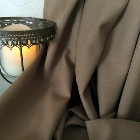 tissu camel pour robe