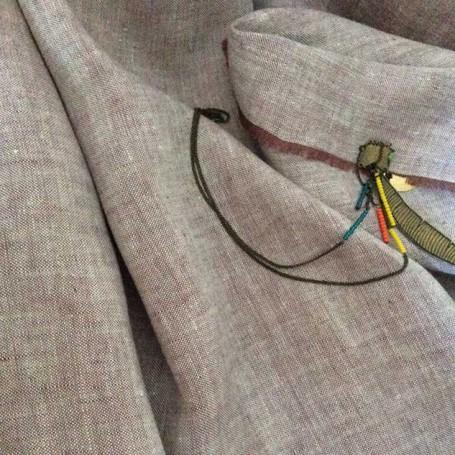 tissu chambray