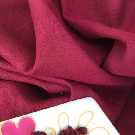 Tissu changeant fuchsia