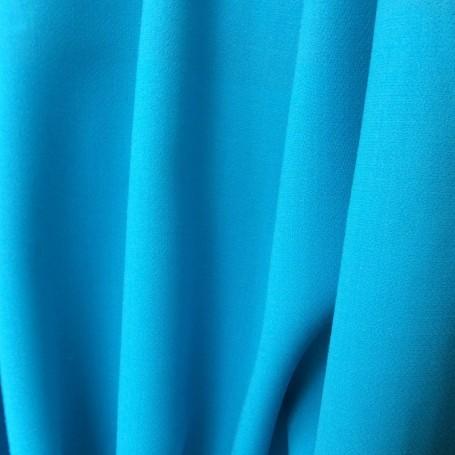 tissu bleu turquoise