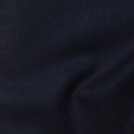 Tissu flanelle de laine peignée marine