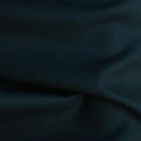 Tissu flanelle marine très foncé