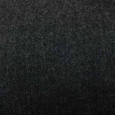 Tissu flanelle de laine gris