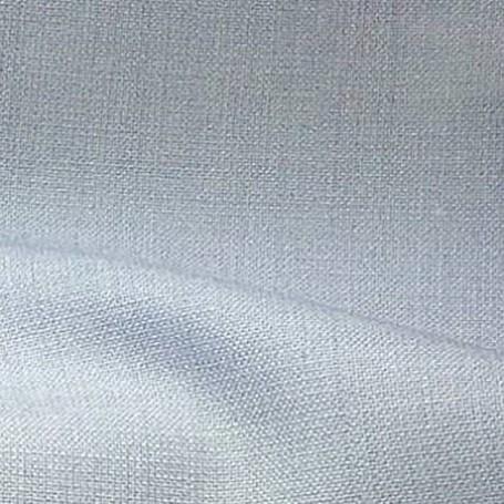 Tissu habillement polyester laine extensible uni gris bleu