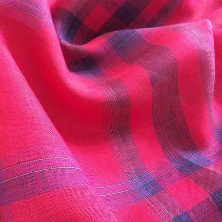 tissu ecossais tissu vestimentaire