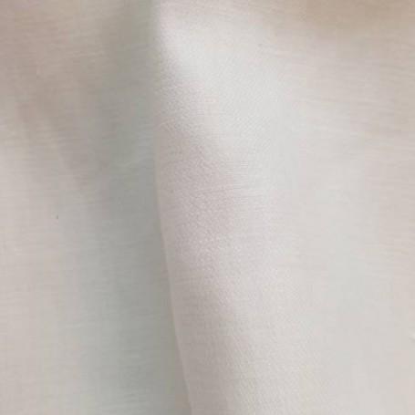 Acheter tissu lin blanc