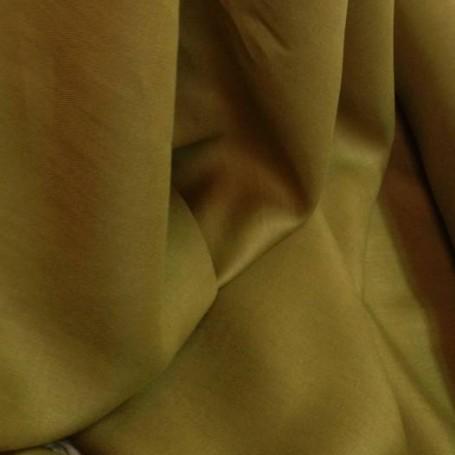 Tissu lin kaki