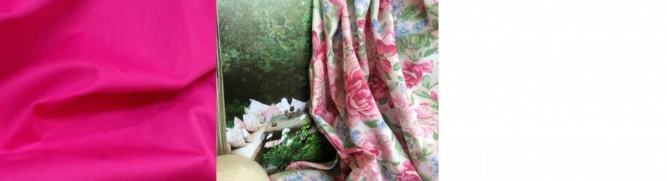 Tissu coton au metre tissu ameublement